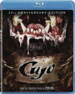 Cujo, Blu-Ray, Nov 24, 2009