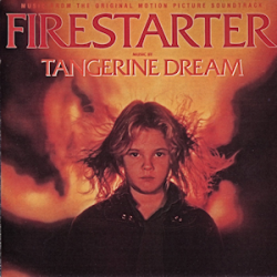 Firestarter The Original Motion Picture Soundtrack, LP, May 11, 1984