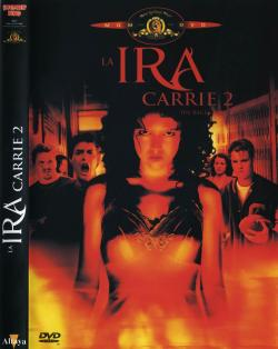 The Rage: Carrie 2, DVD