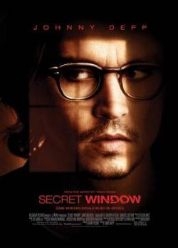 Secret Window, Movie Poster, 2004