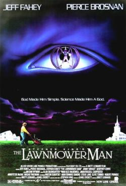 The Lawnmower Man, Movie Poster, 1992