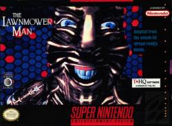 The Lawnmower Man, Computer Game