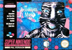The Lawnmower Man, Computer Game, 1992