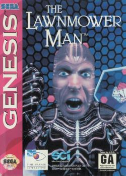 The Lawnmower Man, Computer Game, 1994