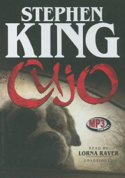 Cujo, Audio Book, 2010