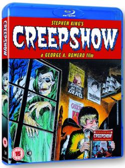 Creepshow, Blu-Ray, 2013