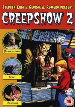 Creepshow 2, DVD