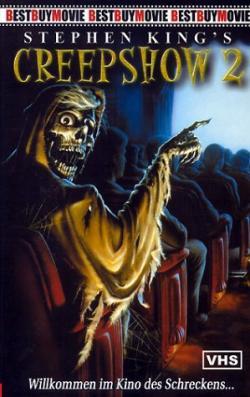 Creepshow 2, VHS, 1999