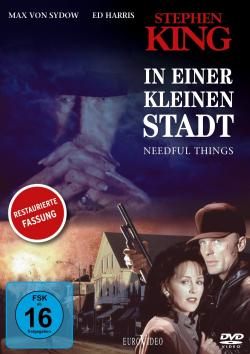 Needful Things, DVD, 2012