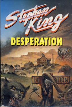 Desperation, Hardcover, 1997
