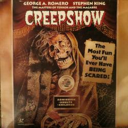 Creepshow, Laser Disc, 1994