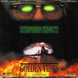 Golden Years, Laser Disc, 1991