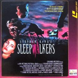 Sleepwalkers, Laser Disc, 1992