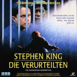 The Shawshank Redemption, Laser Disc, 1994