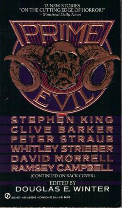 Erstveröffenthält The Nightflier, Signet, Paperback, USA, 1989