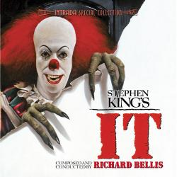 Stephen King's IT Original Motion Picture Soundtrack, CD, 2003