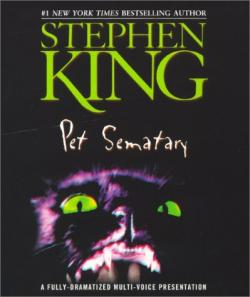 Pet Sematary, Audio Book, 2001