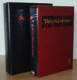 Desperation, Hardcover, 1996