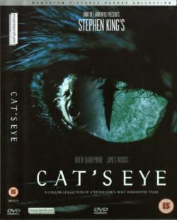 Cat's Eye, DVD, Oct 21, 2002