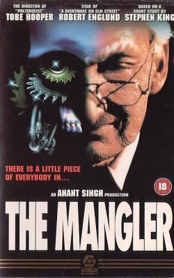 The Mangler, VHS