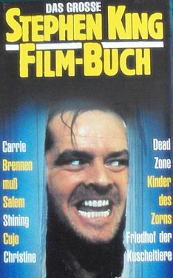 Das große Stephen King Film-Buch, Hardcover