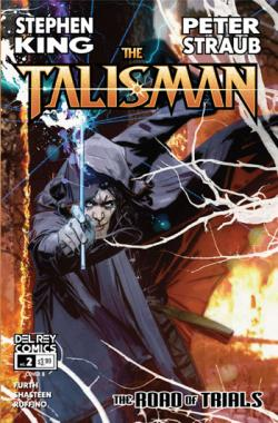 2 of 5, Variant Cover, Del Rey Comics, Comic, USA, 2009