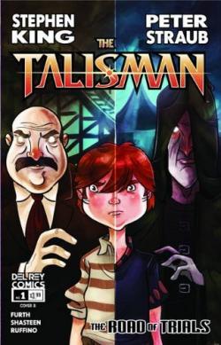 1 of 4, Variant Cover, Del Rey Comics, Comic, USA, 2009