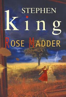 Rose Madder, Paperback, Jul 2011
