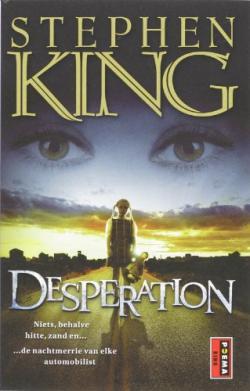Desperation, Paperback, 2008