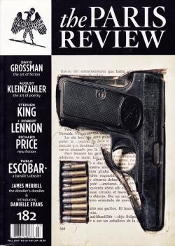 Erstver. in The Paris Review, Magazine, USA, 2007