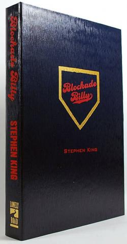 Blockade Billy, Hardcover, 2010