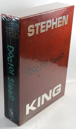 Doctor Sleep, Hardcover, 2013