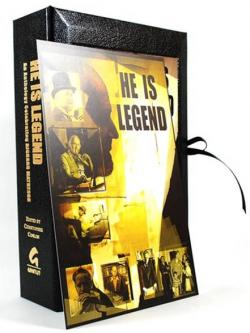 He Is Legend: An Anthology Celebrating Richard Matheson, Hardcover, 2009