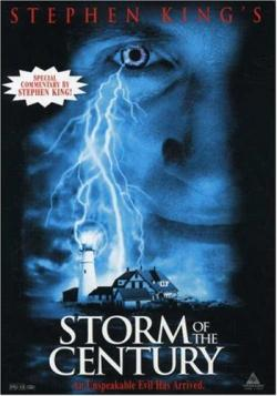 Storm of the Century, DVD, 2012