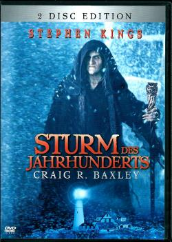 Storm of the Century, DVD, 2005