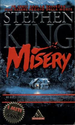 Misery, Paperback, Jan 06, 1997