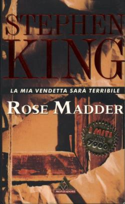 Rose Madder, Paperback, 1996