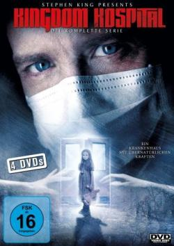 Kingdom Hospital, DVD, 2012