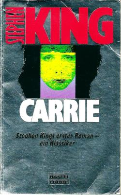 Carrie, Paperback, 1992