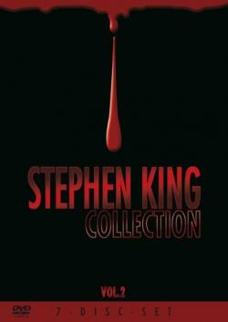 Stephen King Collection, Vol. 2 7 DVDs, FSK 16, Warner Home Entertainment, DVD, Germany, 2007