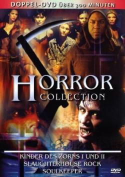 Horror Collection, 2 DVDs, FSK 18, Crest Movies, DVD, Germany, 2010