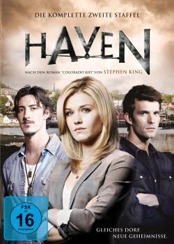 Season 2, WVG Medien GmbH, DVD, Germany, 2012