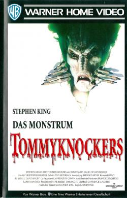 The Tommyknockers, VHS, 1994
