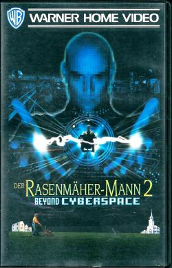 FSK 16, Beyond Cyberspace, Warner Home Entertainment, VHS, Germany, 1996