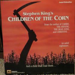 Children of the Corn, Laser Disc, 2004