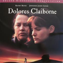 Dolores Claiborne, Laser Disc, 1995
