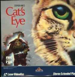 CBS/FOX Video, Laser Disc, USA, 1985