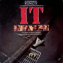 Stephen King's IT, Laser Disc, 1993