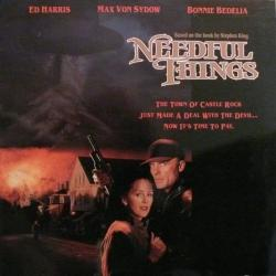 Needful Things, Laser Disc, 1994