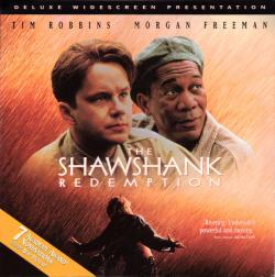 The Shawshank Redemption, Laser Disc, 1995